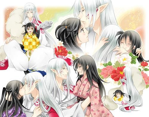 Sesshomaru Family 181 best Inuyas...