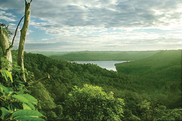 Spicers Peak Lodge - Sunshine Coast Hinterland Lake Baroon