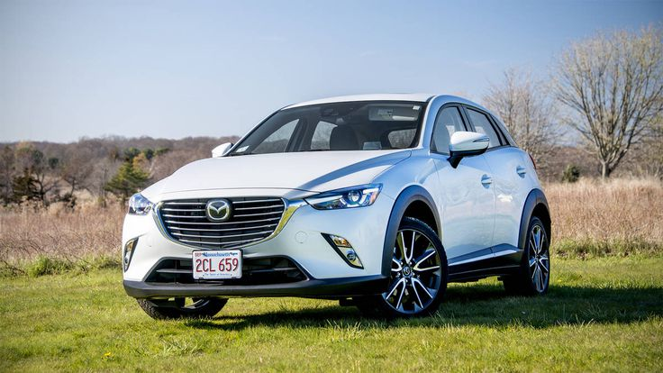 The 2016 Mazda CX-3 Grand Touring. #mazda #suv BASE PRICE: $27,140  DRIVETRAIN: 2.0-liter I4, AWD six-speed automatic OUTPUT: 146 hp @ 6,000 rpm, 146 lb-ft @ 2,800 rpm CURB WEIGHT: 2,952 lb FUEL ECONOMY: 27/32/29 mpg   Read more: http://autoweek.com