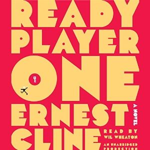 Ready Player One Audiobook- Just finished this, & loved it! If you're a gamer, (casual or intense), this is a must read-or listen!
