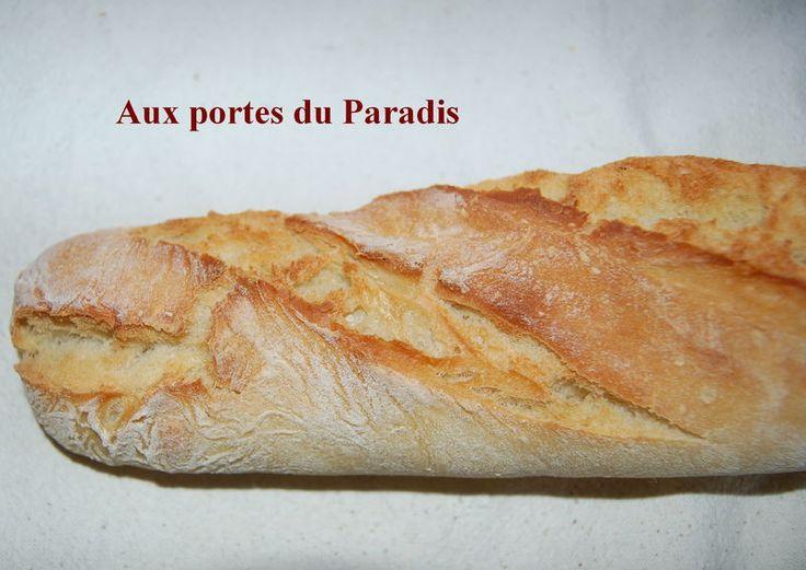 Baguettes de pain inratables