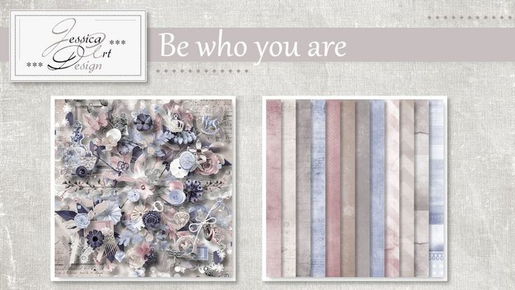 Be who you are  by Jessicca art-design