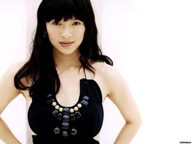 Женщины Чжан Цзыи wallpaper  PC ru