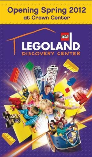 New Legoland Discovery Center Kansas City
