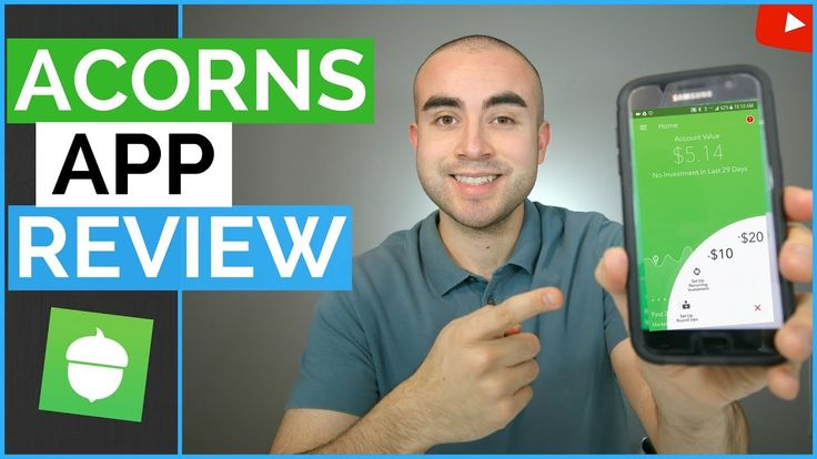 Acorns Investment App Review - Invest Spare Change With The Acorns App