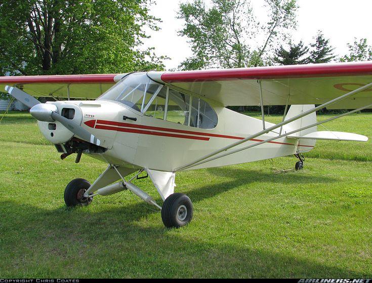 El Piper PA-11 Cub Special es un avion basado en la evolución del Piper J-3 Cub fabricado por la compañía estadounidense Piper Aircraft durante los años 1940.