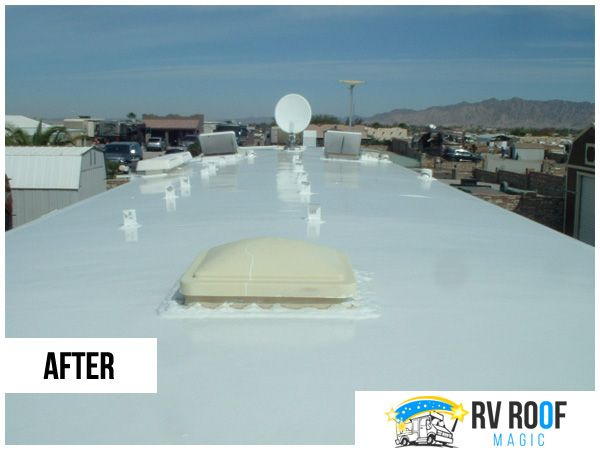 Rv Repair Tips Things Every Camper Should Know Outdoor Awnings Preventive Maintenance Rv Roof Repair