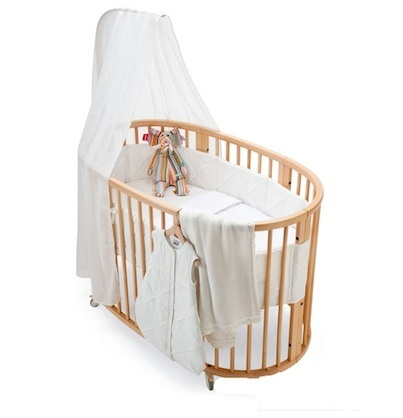 Free mattress with a purchase of a Stokke Sleepi #crib #coupon