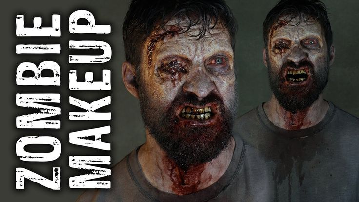 Walking Dead Zombie Makeup Transformation: Sidney Cumbie… Want #HauntersWeb to share your posts? Check out hauntersweb.com to find out how.