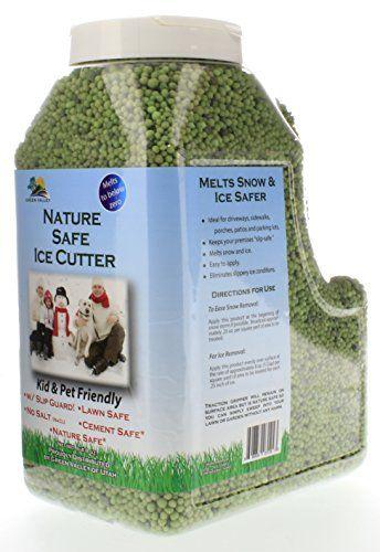 Green Valley Earth Nature Safe Ice Melt Non-Toxic Pet Paw Safe - 1 Gallon Green Valley Earth Products http://www.amazon.com/dp/B0167SYFM2/ref=cm_sw_r_pi_dp_UDFywb08ES6FV