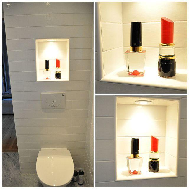 Äntligen!! (bilder från badrumsrenoveringen)