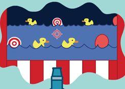 JuegosdePeppaPig.es - Juego: Cañón de Agua Peppa Pig - Jugar Online Gratis