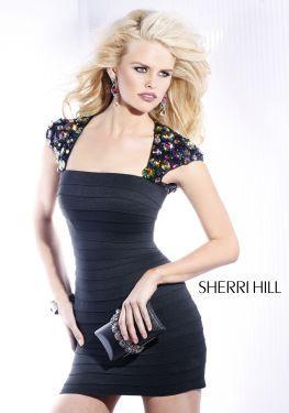 Sherri Hill Fall 2012-Style 2934