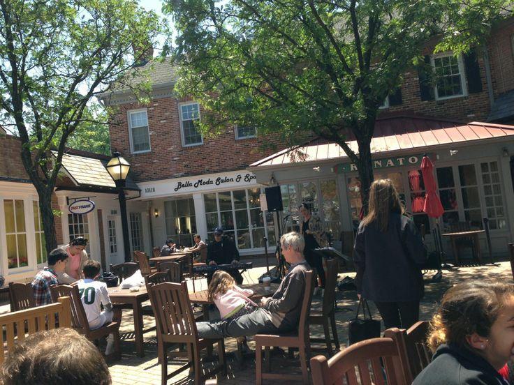 Potomac Village Holds A Starbucks Safeway Rite Aid Chipotle Liquor