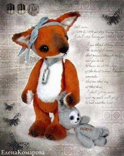 Free Fox Pattern
