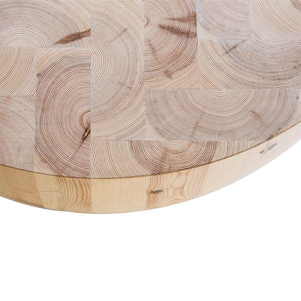 MARK TUCKEY mega drum coffee table