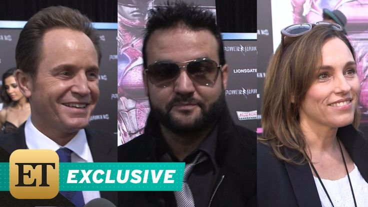 EXCLUSIVE: Original 'Power Rangers' Cast Gush Over 'Incredible' Reunion ...