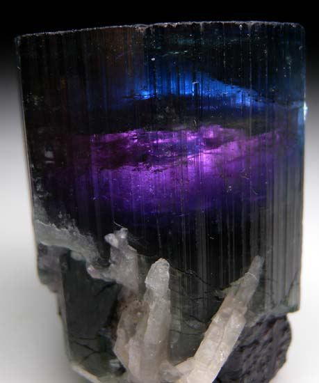 minfind.com - Tourmaline from Paprok, Afghanistan