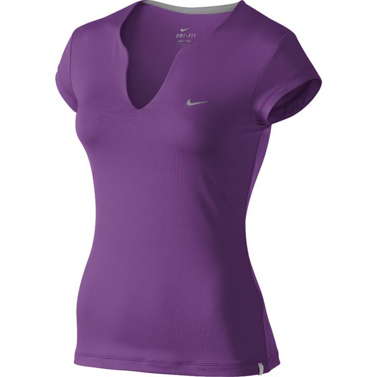 Nike Pure Short Sleeve Women's Tennis Shirt
