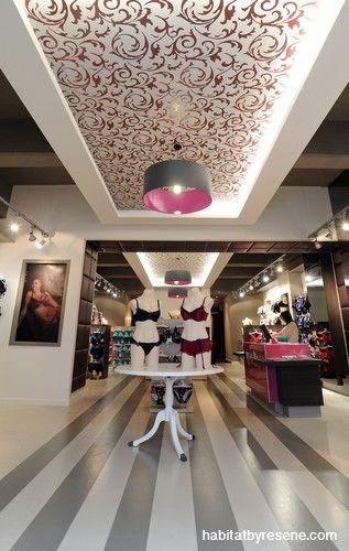 Fashion-forward floors – just paint them | Habitat by Resene | Fashion-forward floors – just paint them