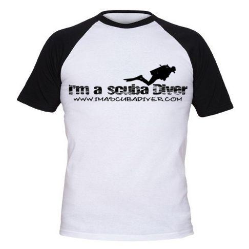 Maglietta Ufficiale della comunità I'm a scuba Diver! non perderla!  http://www.imascubadiver.com/it/320-shop/1-Official+T-shirt.html