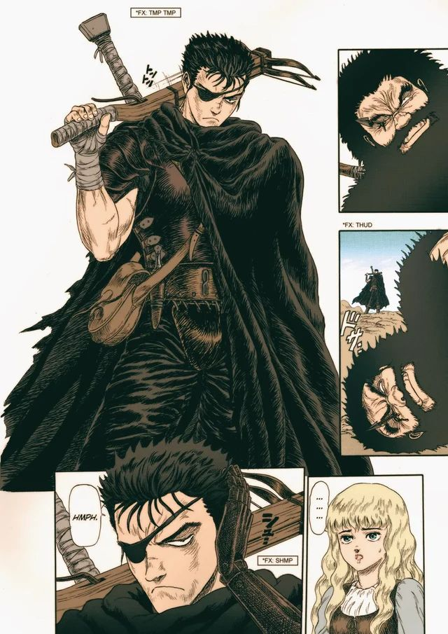 What You Guys Think Of Guts Prototype Design Berserk Berserk Prototype Design Guts