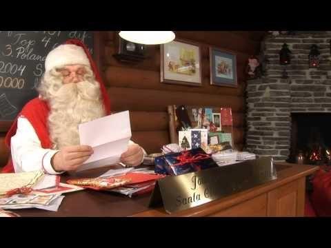 Introduction du Village du Père Noël
