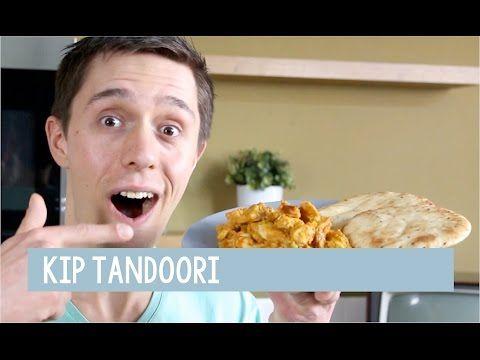 Kip Tandoori (door Michael) - Foodgloss - YouTube