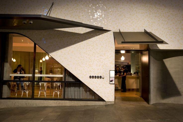 Roslyn Street Bar-Restaurante / Durbach Block Jaggers - © Anthony Browell