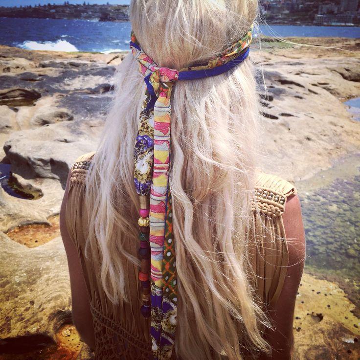 Bellezza Belle cool Blonde hair Extensions ☀️