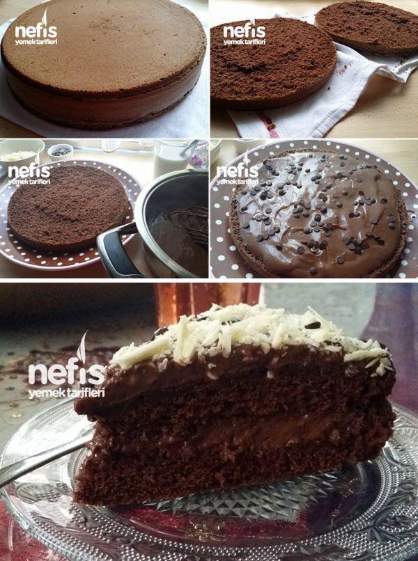 Çikolatakolik Pasta
