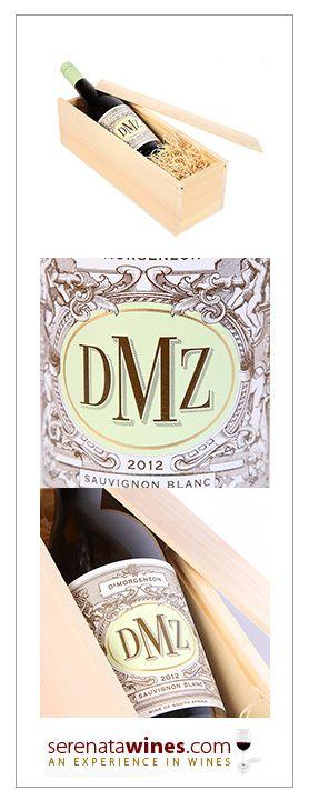 2012 DMZ Sauvignon Blanc, 1 bottle, standard price: £22.99, #southafrica #wine #gifts