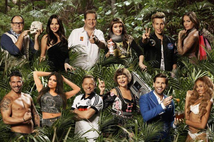 Sonja Zietlow und Daniel Hartwich ölen schon mal ihre Lästerzungen: Das sind die 12 Kandidaten, die ab dem 13. Januar das Abenteuer Dschungelcamp wagen.