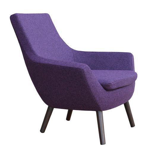 sohoConcept Rebecca Wood Arm Chair