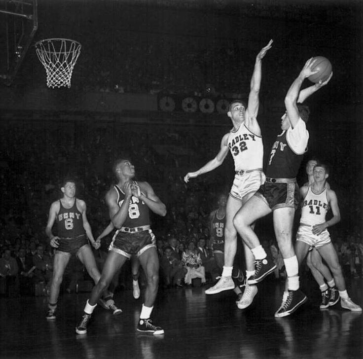 Partidos amañados en el baloncesto universitario de Nueva York, 1950 - AS