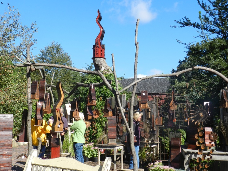 Annual Art Fair held in September each year at Northwind Perennial Farm in Burlington, WI.