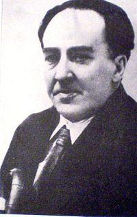 Antonio Machado Ruiz Nació el26 de julio de 1875 Sevilla, España. Murió el22 de febrero de 1939 (63 años). Pertenece a la generación del 98 y es conocido por sus importantes obras.