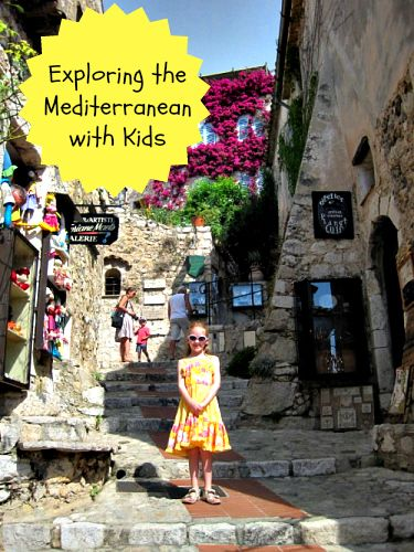 Tips for visiting Greece, Italy, France, and Turkey with kids #travel #vacation #family