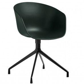 About a Chair eetkamerstoel Hay AAC20 hunter | Musthaves verzendt gratis