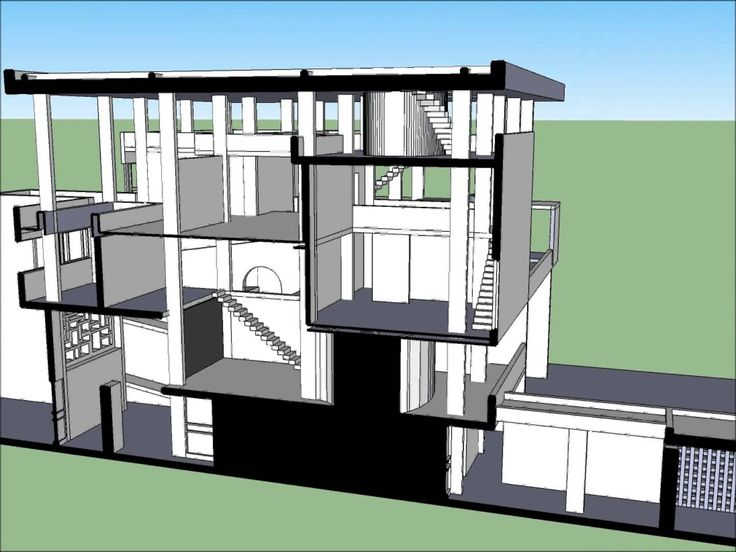 Breve analisis de la villa shodan del reconocido - Arquitecto le corbusier ...