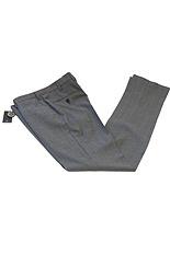 Pantaloni gri striat Slim Fit Gentlemen`s Corner - NOU!