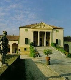 Second and favorite job in Preservation - Palladio's Villa Emo in Fanzolo, Italy