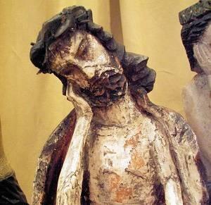 Chrystus Frasobliwy, Krosno