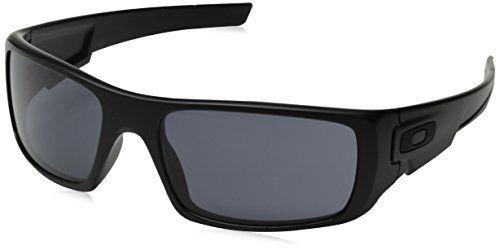 Oakley Men's Sunglasses black Noir - Covert Matte Black W/Grey Size:taille…