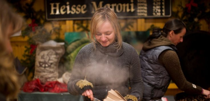 Märchen-Weihnachtsmarkt in Kassel