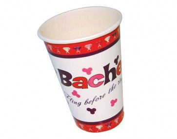 These Bachelorette Party Cups come in packs of 10 and look awesome stacked up ready for use or scattered for decoration. $5.95 www.peckaproducts.com.au