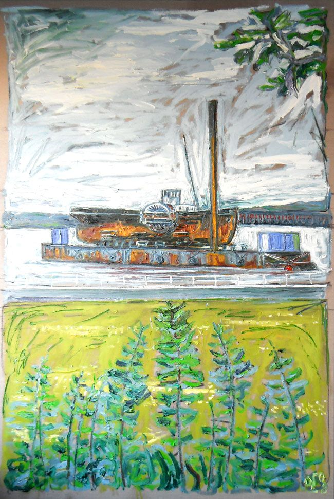 Artworks by style: Stuckism - WikiArt.org