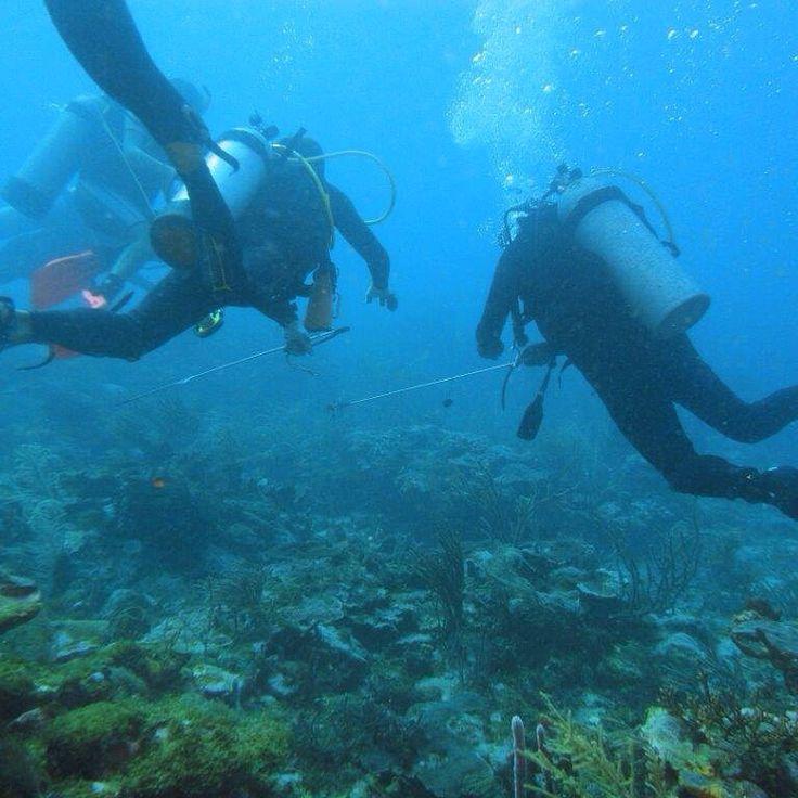 With master dive Juan Jose Buzos de Baru