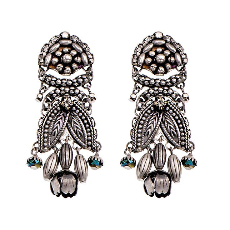 Sagittarius Amalfi Earrings | Ayala Bar Indigo Collection – Winter 2015/16