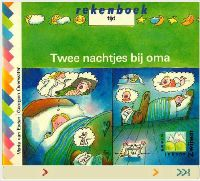 """Digitaal prentenboek tijd: """"Twee nachtjes bij oma""""."""